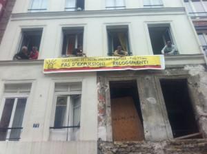 hotel voltaire façade