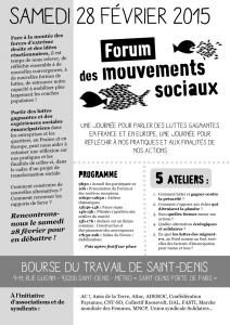Forum des mouvements sociaux