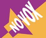 Logo No-vox drapeau